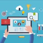 internet marketing online startup