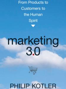 Marketing 3.0 - From products to customers to the human spirit - Kotler, Hermawan Kartajaya, Iwan Setiawan